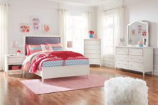 Picture of Faelene 6-Piece Full Panel Bedroom Set