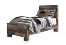Picture of Derekson Twin Panel Bed