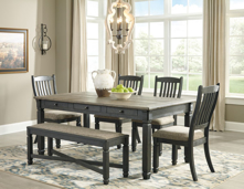 Picture of Tyler Creek 6 Piece Dining Set