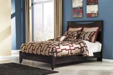Picture of Zanbury Queen Panel Bed