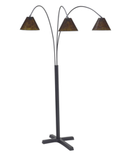 Picture of Sharde Metal Arc Floor Lamp