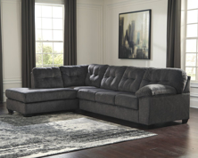 Picture of Accrington Granite 2-Piece Left Arm Facing Sectional