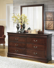 Picture of Alisdair Dresser & Mirror
