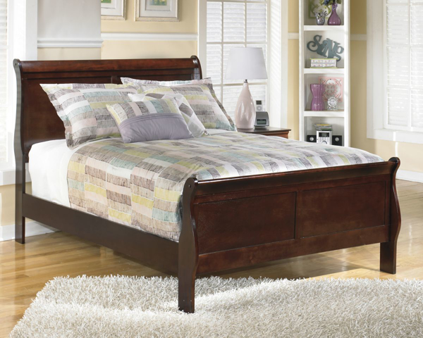 Picture of Alisdair Full Sleigh Bed