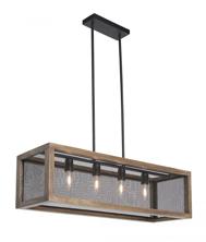 Picture of Jodene Wood Pendant Light