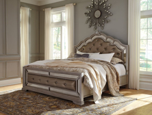 Picture of Birlanny Queen Panel Bed