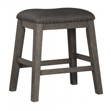 "Picture of Caitbrook 24"" Backless Barstool"