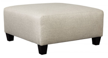 Picture of Hallenberg Fog Accent Ottoman