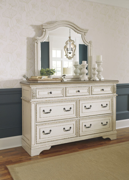 Realyn Dresser Mirror Dressers And