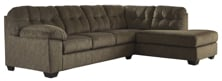 Picture of Accrington Earth 2-Piece Right Arm Facing Sectional