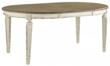Picture of Realyn Oval Dining Room Table