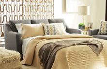 Picture of Daylon Graphite Queen Sofa Sleeper
