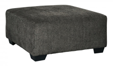 Picture of Ballinasloe Smoke Oversized Accent Ottoman