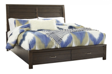 Picture of Darbry King Storage Bed