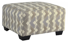 Picture of Eltmann Slate Oversized Accent Ottoman