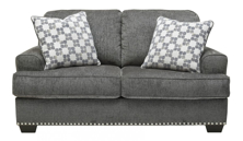 Picture of Locklin Carbon Loveseat