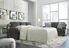 Picture of Locklin Carbon Queen Sofa Sleeper