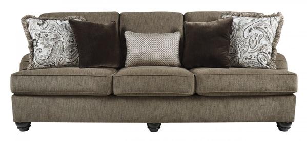 Picture of Braemar Brown Sofa