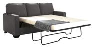Picture of Zeb Charcoal Full Sofa Sleeper