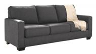 Picture of Zeb Charcoal Queen Sofa Sleeper