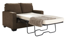 Picture of Zeb Espresso Twin Sofa Sleeper