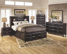 Picture of Kira 6-Piece Full Storage Bedroom Set
