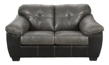 Picture of Gregale Slate Loveseat