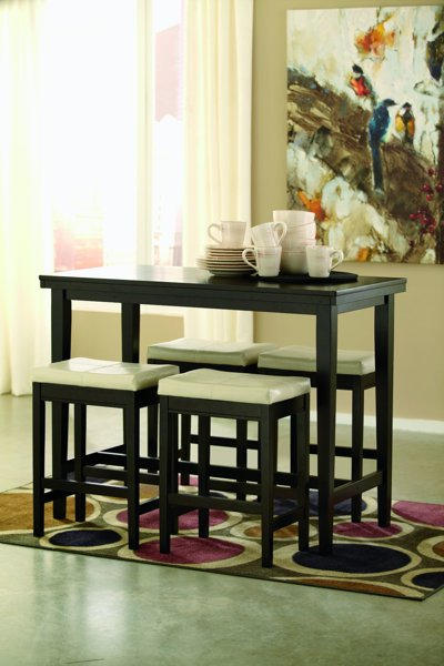 Picture of Kimonte 5-Piece Counter Height Dining Set