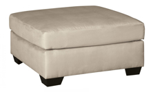 Picture of Darcy Stone Oversized Accent Ottoman