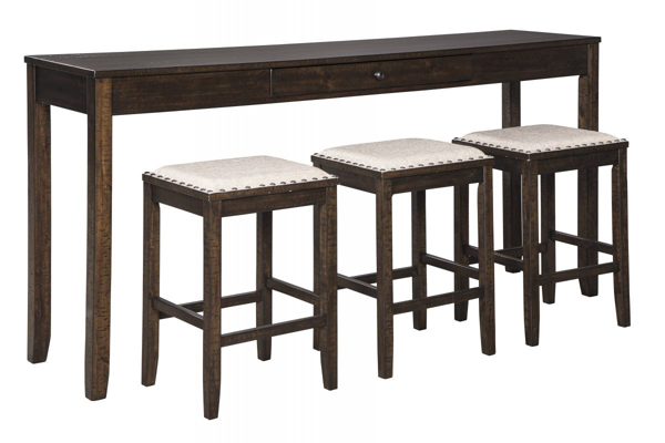 Picture of Rokane 4-Piece Counter Height Dining Set
