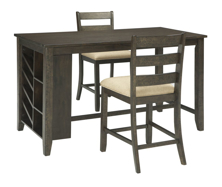 Picture of Rokane 3-Piece Counter Height Dining Set