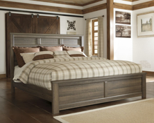Picture of Juararo King Panel Bed