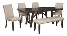 Picture of Rokane 6-Piece Dining Room Set