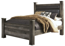 Picture of Wynnlow Queen Poster Bed