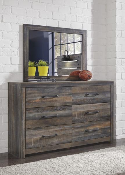 Picture of Drystan Dresser & Mirror