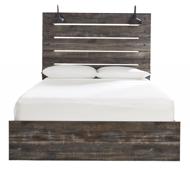 Picture of Drystan Queen Panel Bed