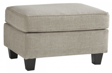Picture of Abney Driftwood Ottoman