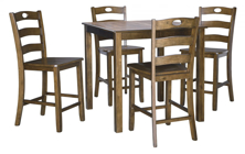 Picture of Hazelteen 5-Piece Counter Dining Set
