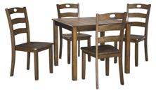 Picture of Hazelteen 5-Piece Dining Set