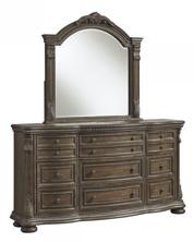 Picture of Charmond Dresser & Mirror