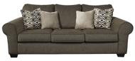 Picture of Nesso Walnut Queen Sofa Sleeper