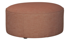 Picture of Almanza Henna Oversized Accent Ottoman