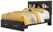 Picture of Reylow King Storage Bed