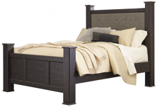 Picture of Reylow Queen Poster Bed