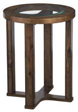 Picture of Hannery Round End Table