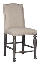 "Picture of Audberry 24"" Barstool"