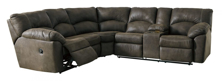 Picture of Tambo Canyon 2-Piece Reclining Sectional
