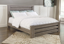 Picture of Zelen King Panel Bed