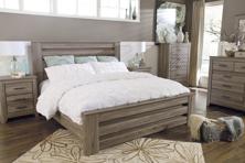 Picture of Zelen 6-Piece Queen Panel Bedroom Set