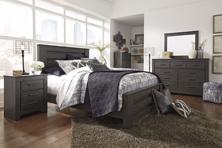Picture of Brinxton 6-Piece Queen Panel Bedroom Set